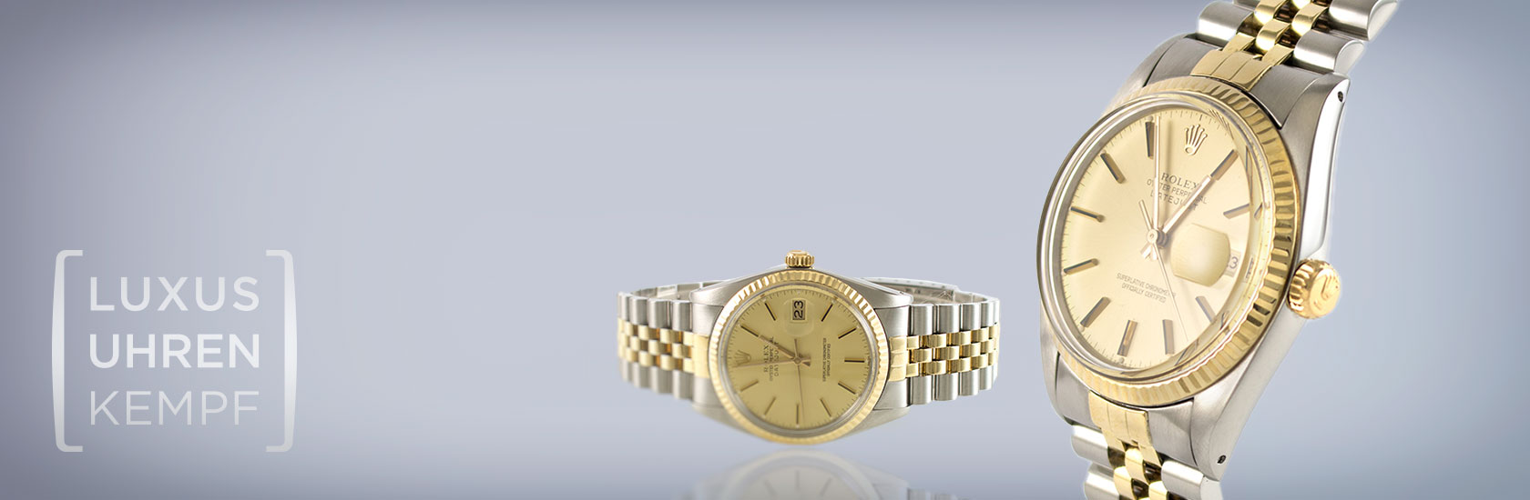 Luxusuhren Kempf - Ankauf von gebrauchten Rolex Uhren